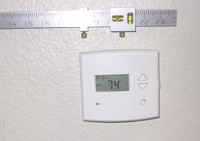measure and level installations
