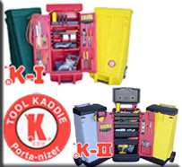 Tool Kaddies K1 and K2 Kaddies Inc